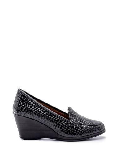 Derimod Kadın Ayakkabı (11127-10) Casual Siyah